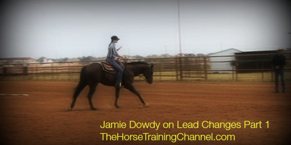 Jamie Dowdy on Lead Changes: Part 1