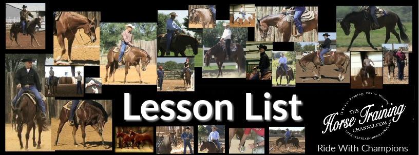 thtc lesson list